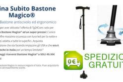 Bastone Anti Scivolo Per Anzioni: Bastone Magico®