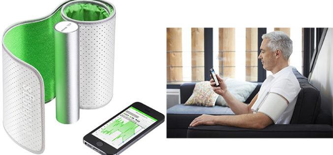 Misurare la Pressione con lo Smartphone: Tensiometro Wireless