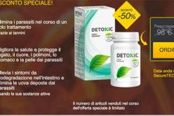 Detoxic: Funziona Contro i Parassiti e i Vermi Intestinali?