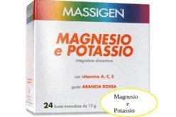 Massigen Magnesio e Potassio: Dove Si Compra?
