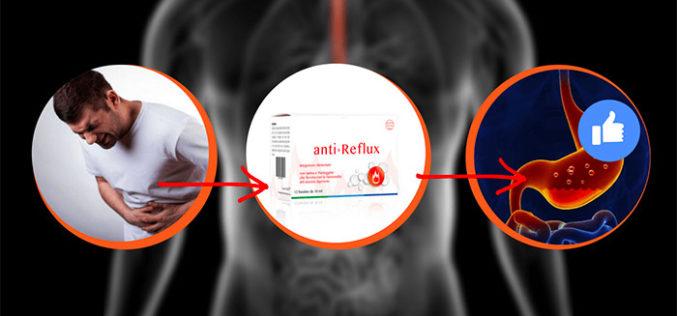 Rimedi Gastrite e Reflusso Gastrico: Anti Reflux Integratore