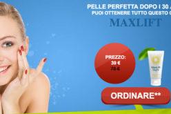 Crema Antirughe MaxLift Night: Siero Anti Rughe Notturno Efficace?