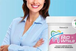 Dentifricio Sbiancante al Carbone Attivo Bio White