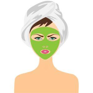 come trattare la pelle del viso