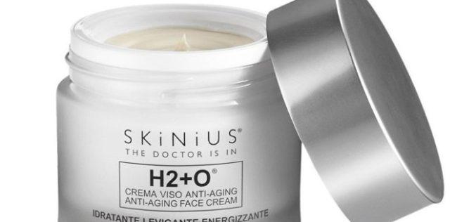 Skinius H2+O Crema Viso anti-aging