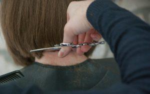 tagliare capelli rovinati