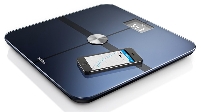 Bilancia Impedenziometrica Bluetooth Withings Smart Body
