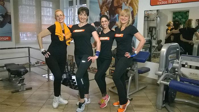 Orange Ladies Fit Zone: Palestre Per Donne?