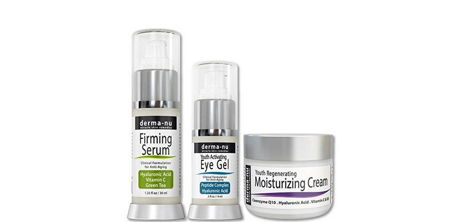 prodotti per la cura della pelle anti invecchiamento derma nu