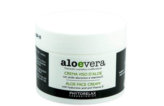 phytorelax laboratories aloe crema viso
