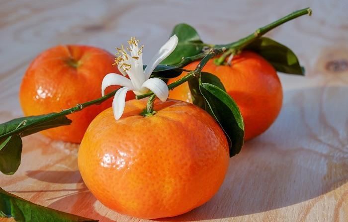 effetti benefici mandarino proprietà