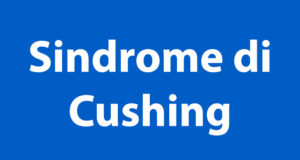 Sindrome di Cushing