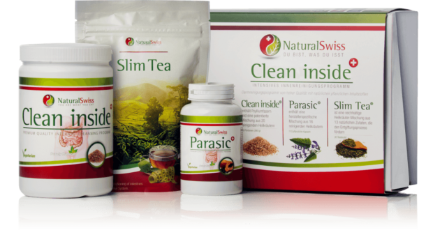 Clean Inside Pulizia Intestinale